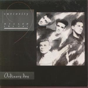 Ordinary Day - vinyl 7 inch sleeve - Curiosity Killed The Cat
