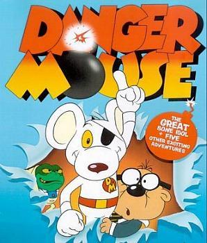 Danger Mouse, Penfold and Baron Silas Greenback