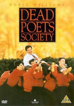 Daed Poets Society (1989) starring Robin Williams