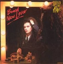 Brand New Lover vinyl sleeve - Dead Or Alive - 7