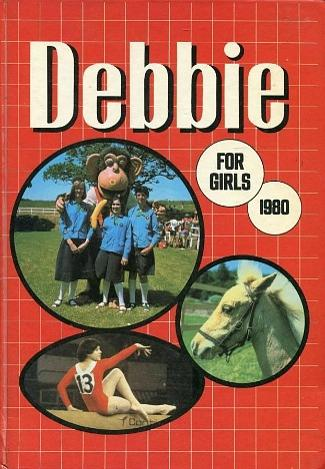 Debbie Annual for girls (1980)