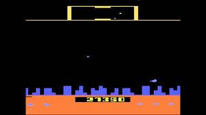 Defender Atari 2600 Screenshot