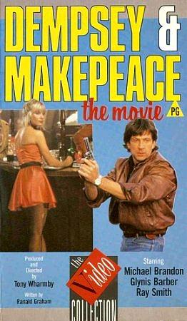 Dempsey & Makepeace - The Movie VHS