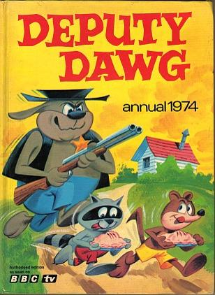 Seputy Dawg Annual 1974 (BBC TV)