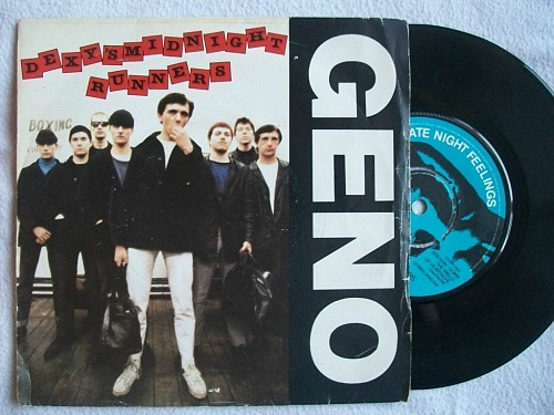 Dexy's Midnight Runners Geno Vinyl 7