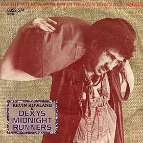 Dexys Midnight Runners - Jackie Wilson Said (I'm In Heaven When You Smile) 1982
