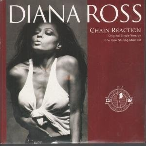 Diana Ross Chain Reaction single sleeve
