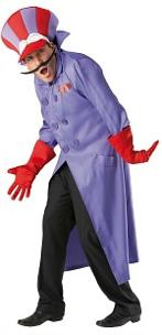 Dick Dastardly costumes