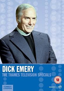 Dick Emery - Thames Television Specials DVD