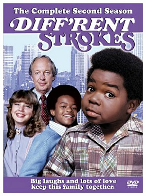 Diff'rent Strokes DVD - second season