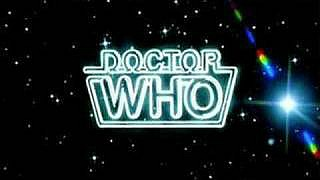 Doctor Who 80s Titles Logo