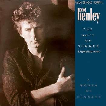 The Boys Of Summer Maxi Single vinyl - Don Henley