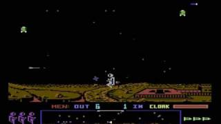 Dropzone c64 screenshot