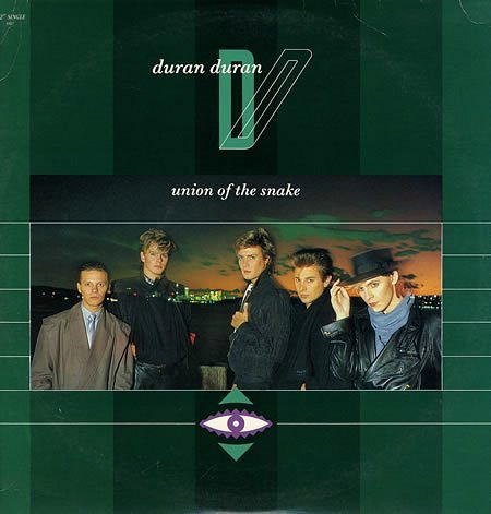 Duran Duran - Union Of The Snake