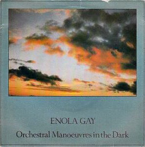 Enola Gay single sleeve OMD