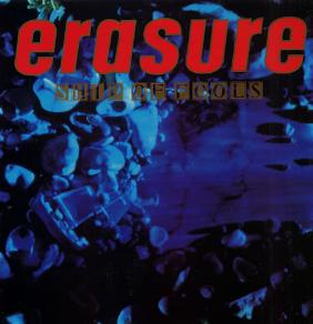 Erasure Ship Of Fools - Vinyl single sleeve front artwork