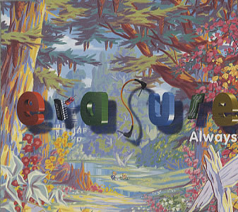 Erasure - Always - single sleeve (1994)