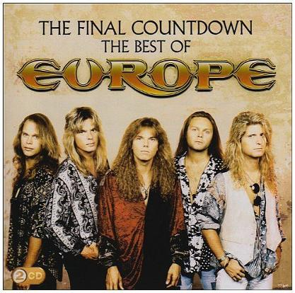 The Final Countdown - The Best Of Europe (album)