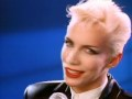 Annie Lennox in the 80's video