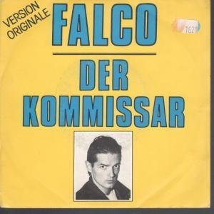 Falco Der Kommissar single sleeve