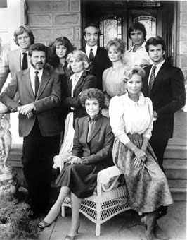 Falcon Crest original cast