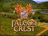 Falcon Crest title card season 8