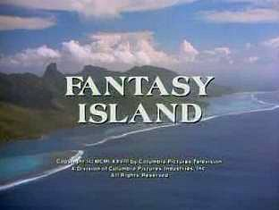 Fantasy Island Title Screen