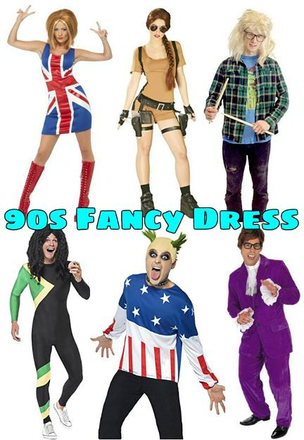 90S FANCY DRESS IDEAS for the UK  sc 1 st  Simply Eighties & 90s Fancy Dress Ideas | SimplyEighties.com