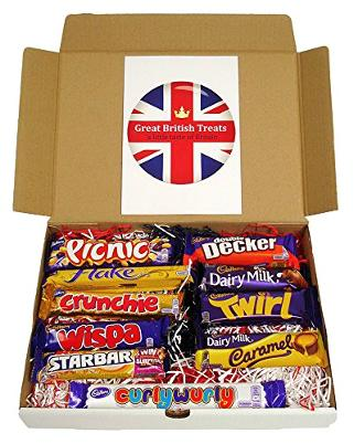 British Candy Selection Box