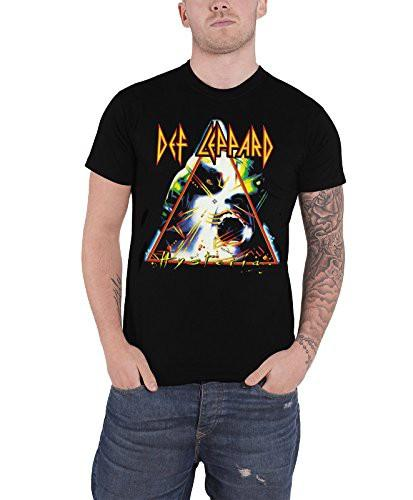 Def Leppard Hysteria T-shirt for Men