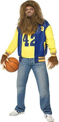 0fad18ee8505 Teen Wolf 80s Fancy Dress Costume