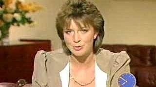 Fern Britton on BBC Breakfast Time in 1984