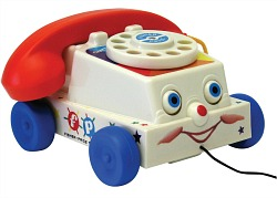 Original Fisher Price Chatter Telephone