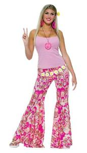 Flower Power Bell Bottoms
