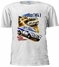 Ford Escort Mk1 Rally Cars T-shirt