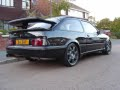 Ford Sierra Cosworth Black
