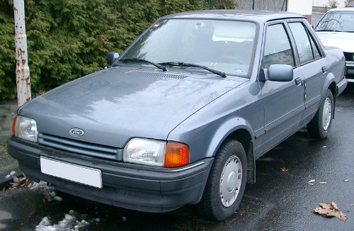 Ford Orion MKII grey