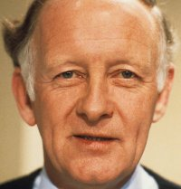 80's TV Presenter Frank Bough