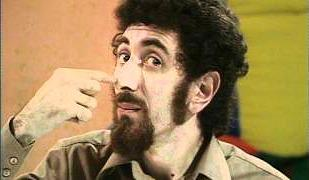 Fred Harris - BBC Children's TV presenter