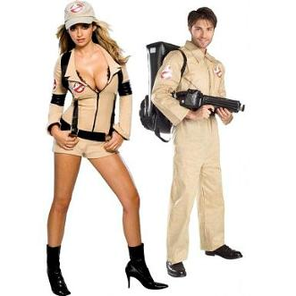 Ghiostbusters Fancy Dress Costumes for Men and Women