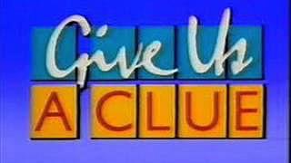 Give Us A Clue (ITV) Title Screen