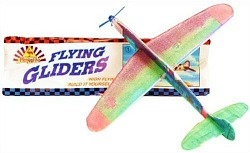 Balsa Wood Flying Glider Toy