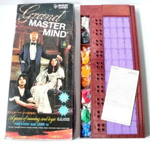 Grand Master Mind (1974) by Invicta Games