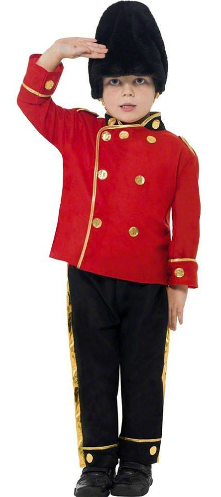 British Royal Guard Costume for Boys