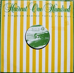 Haircut 100 - Love Plus One 45rpm vinyl