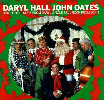 Daryl Hall and John Oates - Jingle Bell Rock - vinyl
