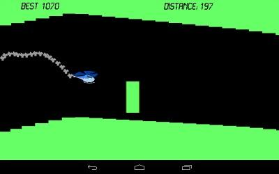 Helicopter Classic Android Game Play