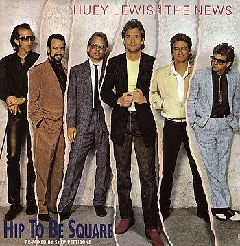 Hip To Be Square - Shep Pettibone Remixes - Huey Lewis