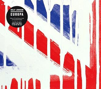 Holly Johnson - Europa - Album Sleeve (2014)