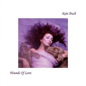 Kate Bush Hounds Of Love Album Sleeve